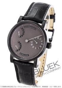 シャウボーグ レトロレーター 2 レギュレーター レトログラード 腕時計 メンズ SCHAUMBURG RETROLATEUR-16