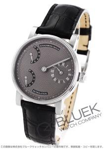 シャウボーグ レトロレーター 2 レギュレーター レトログラード 腕時計 メンズ SCHAUMBURG RETROLATEUR-2