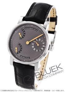 シャウボーグ レトロレーター 3 レギュレーター レトログラード 腕時計 メンズ SCHAUMBURG RETROLATEUR-3