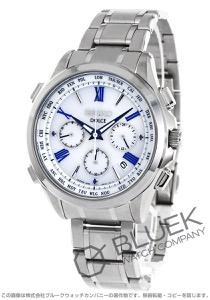 セイコー ドルチェ クロノグラフ デュアルタイム 腕時計 メンズ SEIKO SADA029