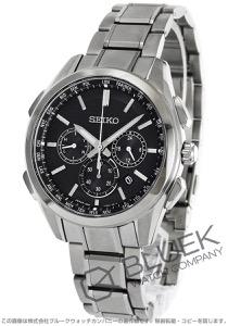 セイコー ブライツ フライトエキスパート クロノグラフ 腕時計 メンズ SEIKO SAGA197