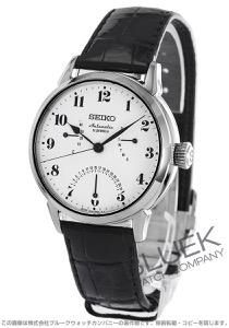 セイコー プレザージュ パワーリザーブ クロコレザー 腕時計 メンズ SEIKO SARD007
