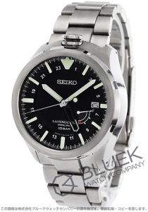 セイコー プロスペックス ランドマスター デュアルタイム パワーリザーブ GMT 腕時計 メンズ SEIKO SBDB015