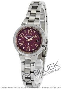 セイコー ルキア ラッキーパスポート 腕時計 レディース SEIKO SSQV003