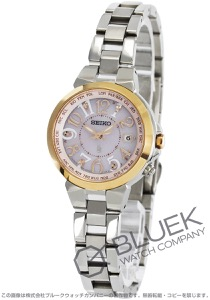 セイコー ルキア ラッキーパスポート 腕時計 レディース SEIKO SSQV004