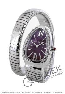 ブルガリ セルペンティ トゥボガス ダイヤ 腕時計 レディース BVLGARI SP35C7SDS.1T/L