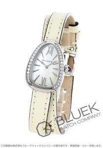 ブルガリ セルペンティ ダイヤ 替えベルト付き 腕時計 レディース BVLGARI SPS27WSDL