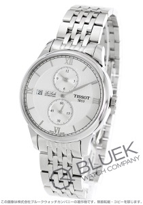 ティソ T-クラシック ル・ロックル レギュレーター 腕時計 メンズ TISSOT T006.428.11.038.02