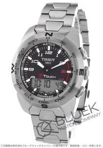 ティソ T-タッチ エキスパート チタニウム クロノグラフ 腕時計 メンズ TISSOT T013.420.44.202.00