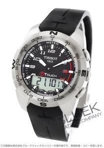 ティソ T-タッチ エキスパート チタニウム クロノグラフ 腕時計 メンズ TISSOT T013.420.47.202.00