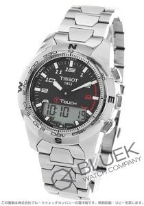 ティソ T-タッチ II クロノグラフ 腕時計 メンズ TISSOT T047.420.44.207.00