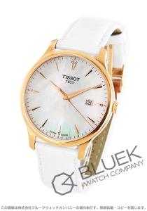 ティソ T-クラシック トラディション ダイヤ 腕時計 ユニセックス TISSOT T063.610.36.116.01