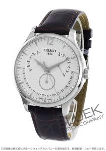 ティソ T-クラシック トラディション パーペチュアルカレンダー 腕時計 メンズ TISSOT T063.637.16.037.00