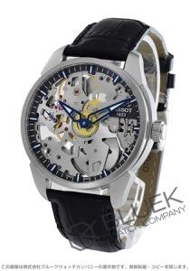 ティソ T-クラシック T-コンプリケーション スケレット 腕時計 メンズ TISSOT T070.405.16.411.00