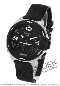 ティソ T-スポーツ T-レース タッチ クロノグラフ 腕時計 メンズ TISSOT T081.420.17.057.01