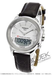 ティソ T-タッチ クラシック クロノグラフ 腕時計 メンズ TISSOT T083.420.16.011.00