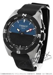 ティソ T-タッチ エキスパート ソーラー クロノグラフ 腕時計 メンズ TISSOT T091.420.46.041.00