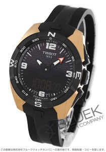ティソ T-タッチ エキスパート ソーラー NBAスペシャルエディション クロノグラフ 腕時計 メンズ TISSOT T091.420.47.207.00