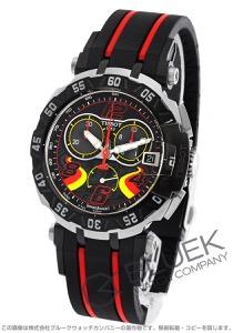 ティソ T-スポーツ T-レース ステファン・ブラドル2016 世界限定2016本 クロノグラフ 腕時計 メンズ TISSOT T092.417.27.057.02