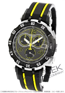 ティソ T-スポーツ T-レース トーマス・ルティ2016 世界限定2112本 クロノグラフ 腕時計 メンズ TISSOT T092.417.27.067.00