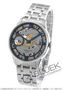 ティソ T-クラシック シュマン・デ・トゥレル スケレッテ 腕時計 メンズ TISSOT T099.405.11.418.00