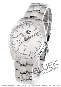 ティソ T-クラシック PR100 デュアルタイム 腕時計 メンズ TISSOT T101.452.11.031.00