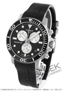 ティソ T-スポーツ シースター1000 クロノグラフ 300m防水 腕時計 メンズ TISSOT T120.417.17.051.00