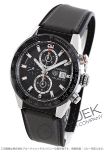 タグホイヤー カレラ ホイヤー01 クロノグラフ 腕時計 メンズ TAG Heuer CAR201W.FT6095