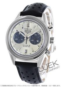 タグホイヤー カレラ グラスボックス クロノグラフ 腕時計 メンズ TAG Heuer CAR221A.FC6353
