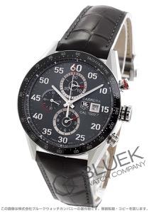 タグホイヤー カレラ 1887 クロノグラフ アリゲーターレザー 腕時計 メンズ TAG Heuer CAR2A11.FC6313