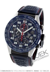 タグホイヤー カレラ ホイヤー01 クロノグラフ 腕時計 メンズ TAG Heuer CAR2A1N.FT6100