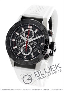 タグホイヤー カレラ ホイヤー01 クロノグラフ 腕時計 メンズ TAG Heuer CAR2A1Z.FT6051