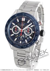 タグホイヤー カレラ ホイヤー02 クロノグラフ 腕時計 メンズ TAG Heuer CBG2A11.BA0654