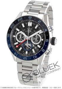 タグホイヤー カレラ ホイヤー02 クロノグラフ 腕時計 メンズ TAG Heuer CBG2A1Z.BA0658