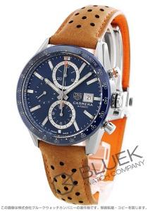 タグホイヤー カレラ クロノグラフ 腕時計 メンズ TAG Heuer CBM2112.FC6455