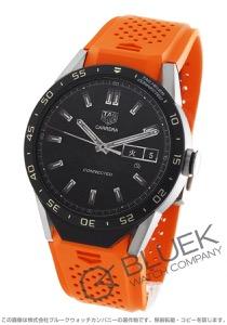 タグホイヤー コネクテッド クロノグラフ パワーリザーブ GMT 腕時計 メンズ TAG Heuer SAR8A80.FT6061