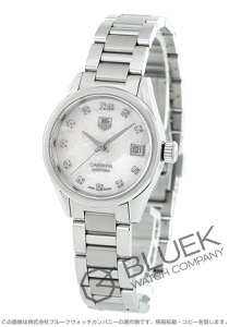 タグホイヤー カレラ ダイヤ 腕時計 レディース TAG Heuer WAR2414.BA0776