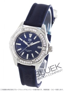 タグホイヤー アクアレーサー 300m防水 ダイヤ 腕時計 レディース TAG Heuer WAY131N.FT6091