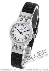チューダー クレア・ド・ローズ サテンレザー 腕時計 レディース TUDOR 35200