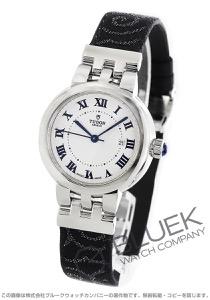 チューダー クレア・ド・ローズ サテンレザー 腕時計 レディース TUDOR 35500