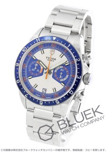 チューダー ヘリテージ クロノ クロノグラフ 替えベルト付き 腕時計 メンズ TUDOR 70330B