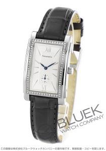 ティファニー グランド ダイヤ クロコレザー 腕時計 レディース TIFFANY Z0030.13.10B21A40A
