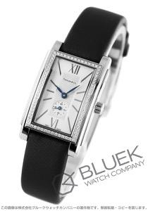 ティファニー グランド ダイヤ サテンレザー 腕時計 レディース TIFFANY Z0035.13.10B21A40A