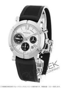 ティファニー アトラス クロノグラフ 腕時計 メンズ TIFFANY Z1000.82.12A21A91A