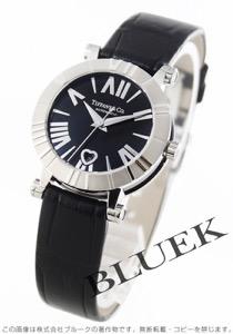 ティファニー アトラス アリゲーターレザー 腕時計 レディース TIFFANY Z1300.68.11A10A71A