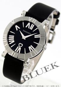 ティファニー アトラス サテンレザー 腕時計 レディース TIFFANY Z1301.11.11A10A41A