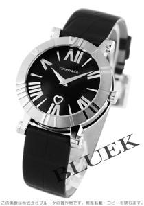 ティファニー アトラス アリゲーターレザー 腕時計 レディース TIFFANY Z1301.11.11A10A71A