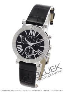 ティファニー アトラス クロノグラフ アリゲーターレザー 腕時計 レディース TIFFANY Z1301.32.11A10A71A