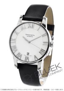 ティファニー アトラス ドーム 腕時計 メンズ TIFFANY Z1800.68.10A21A50A