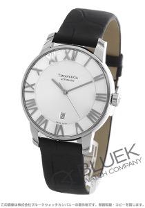 ティファニー アトラス ドーム 腕時計 メンズ TIFFANY Z1810.68.10A21A50A